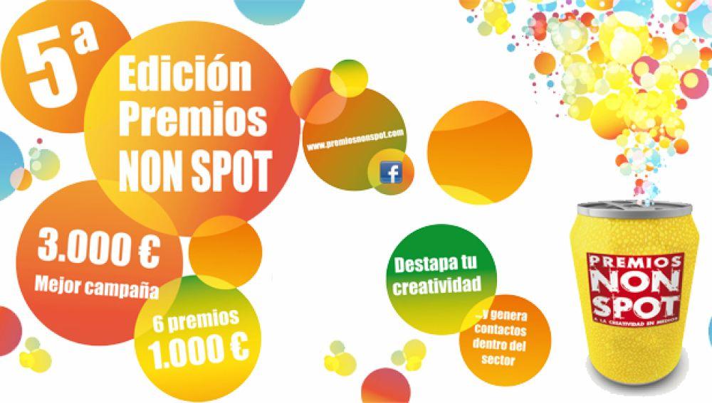 V edición Premios Non Spot