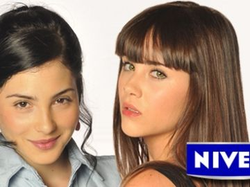 Lucía Ramos y Andrea Duro Nivea