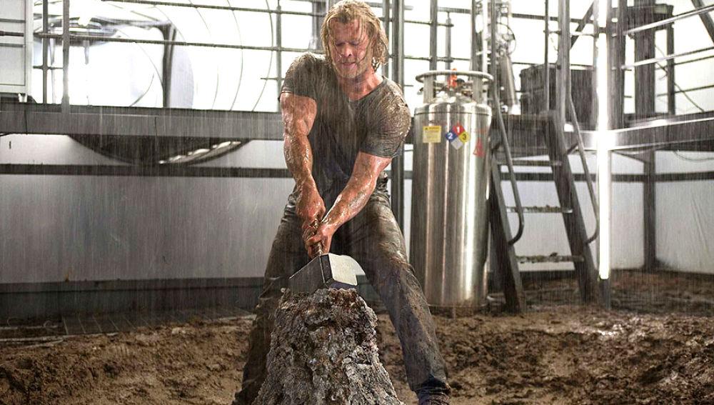 Nueva imagen de Thor