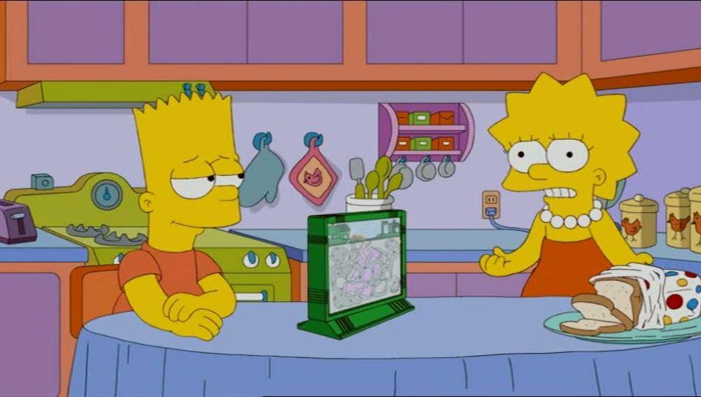 Los Simpson- Temporada 21