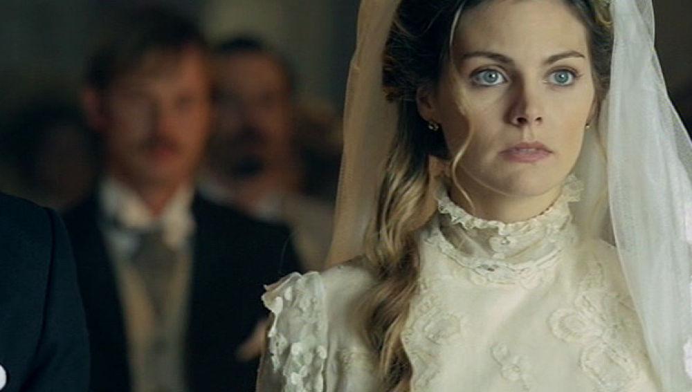 Alicia se casa con Diego