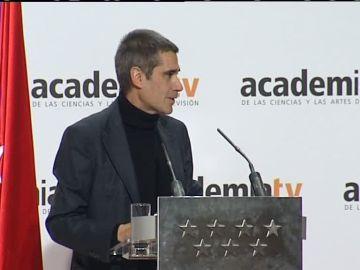 Carlos Fernández, director de Contenidos del Grupo Antena 3, premio Talento
