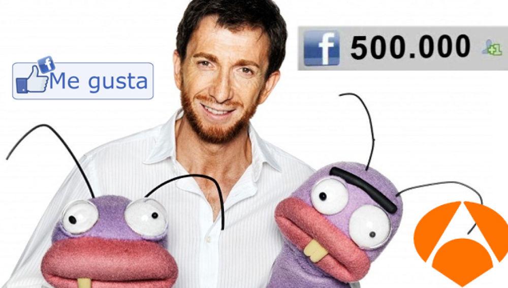 Antena 3 líder en Facebook