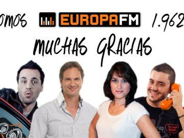 1ª oleada EGM Europa FM