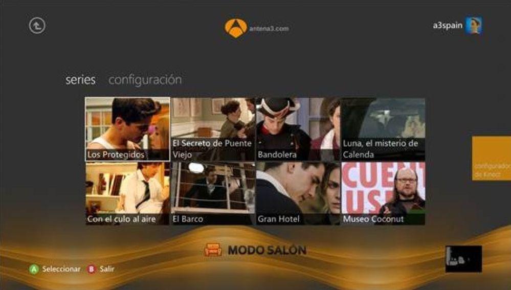 ATRESMEDIA PUBLICIDAD | Antena 3 lanza Xbox LIVE