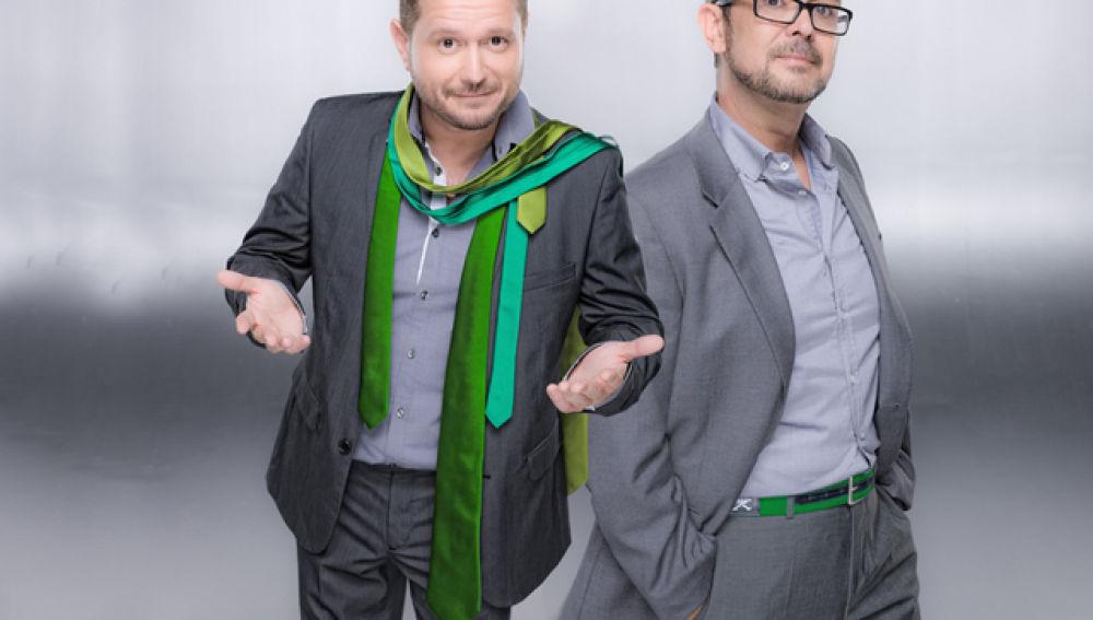 ' El Monaguillo' y Arturo González Campos.