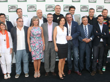 Todos los presentadores de Onda cero Temporada 2012-2013