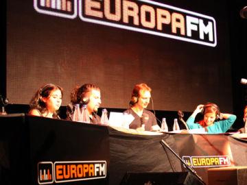 Presentación de Europa FM
