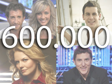 600.000 fans en facebook