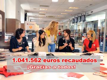 Campaña de Antena 3 y Cruz Roja