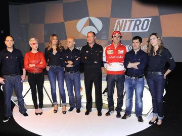 Equipo de F1 en A3