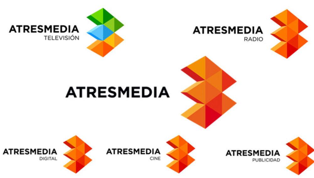 Atresmedia logos