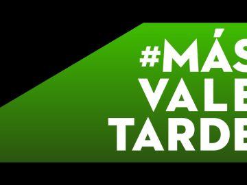 Más Vale Tarde - logo nuevo