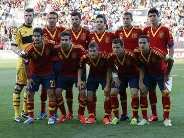 Jugadores de la selección nacional sub 20