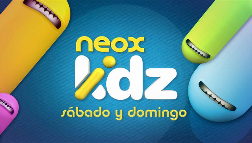 Neox Kidz sábado y domingo