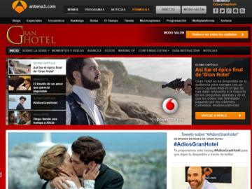 Gran Hotel Vodafone 1