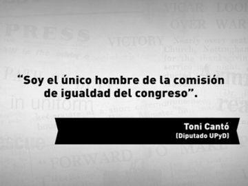 El Objetivo analiza lo dicho por Toni Cantó