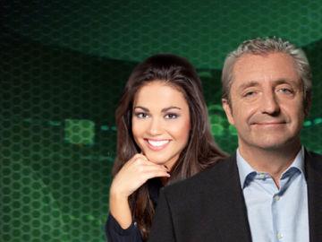 Súper destacado Lara Álvarez y Josep Pedrerol