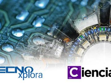 Imágenes de las nuevas webs de Tecnoxplora y XploraCiencia.