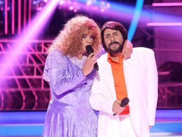Gala 3 | Los Chunguitos imitan al imitan a Pimpinela