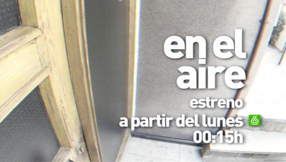 """Buenafuente vuelve con """"En el aire"""""""