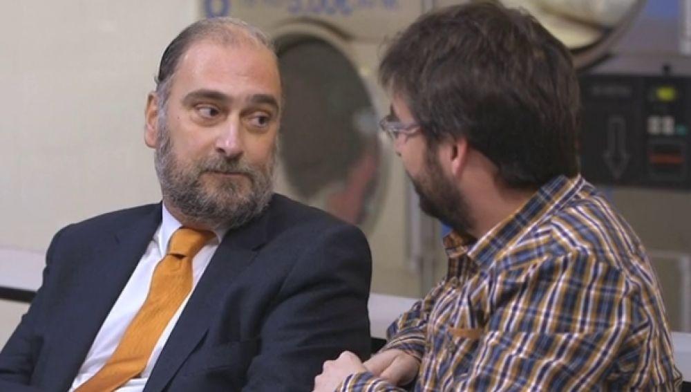 Antonio Durán en Salvados