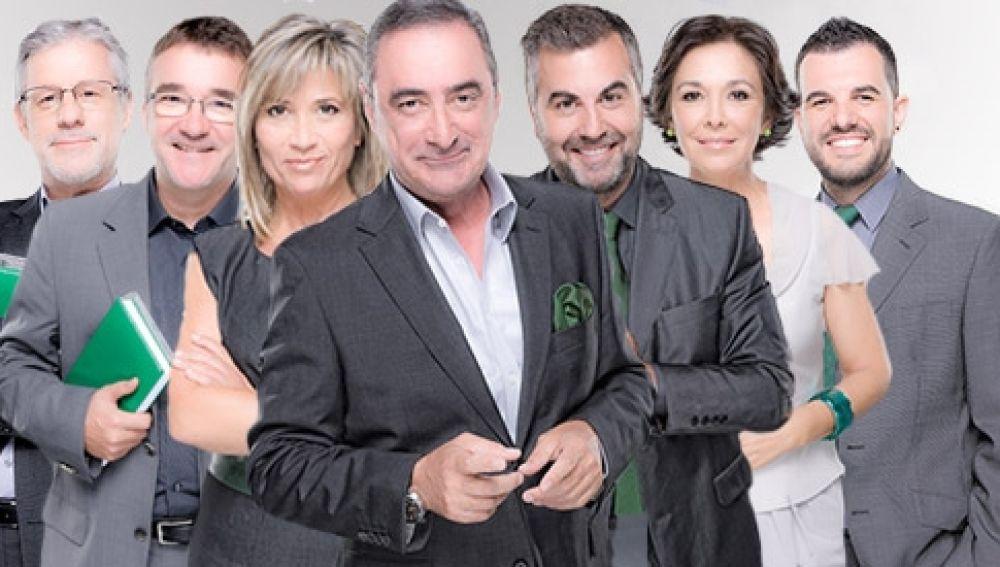 Presentadores Onda Cero 2013 EGM