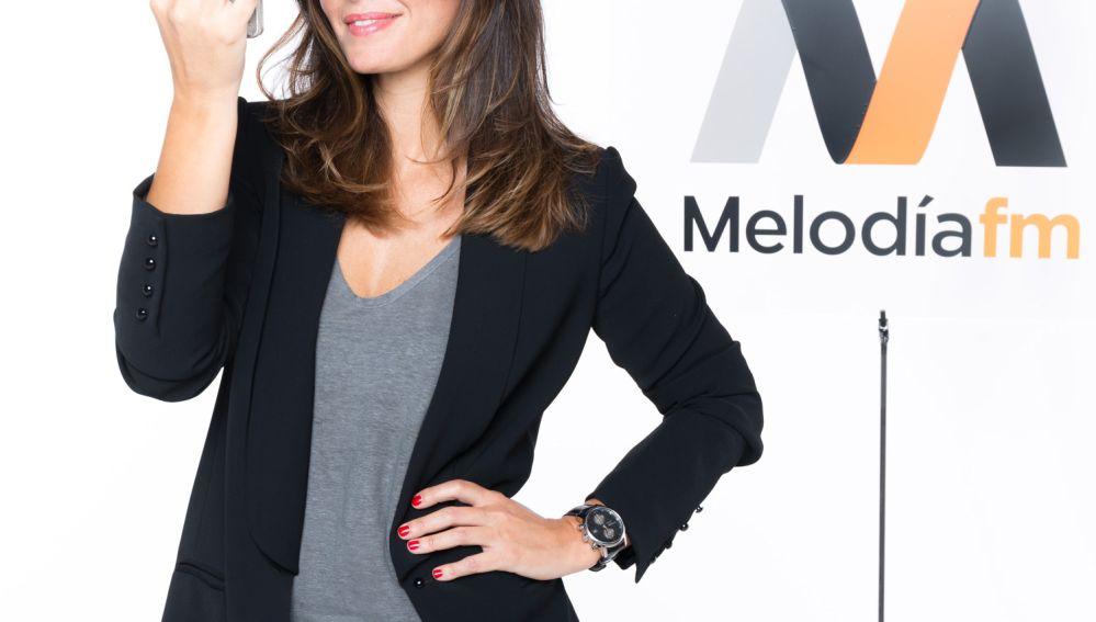 Nuria Roca presentadora de 'Lo mejor que te puede pasar'