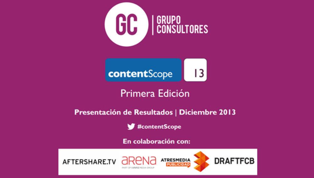 Contentscope 2013