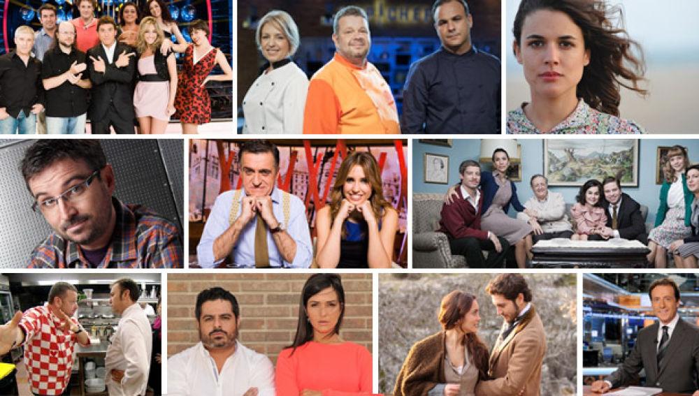 Montaje Audiencias 2013