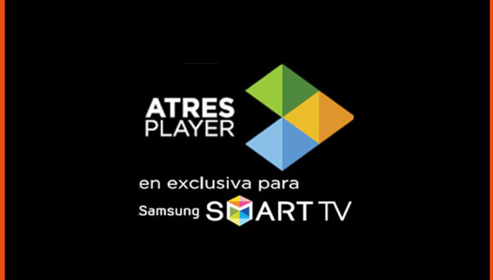 Atresplayer y Samsung Smart TV