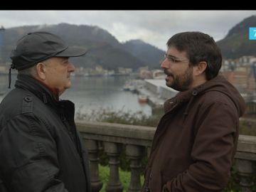 Jordi Évole charla con Miguel Buen, ex alcalde de Errenteria