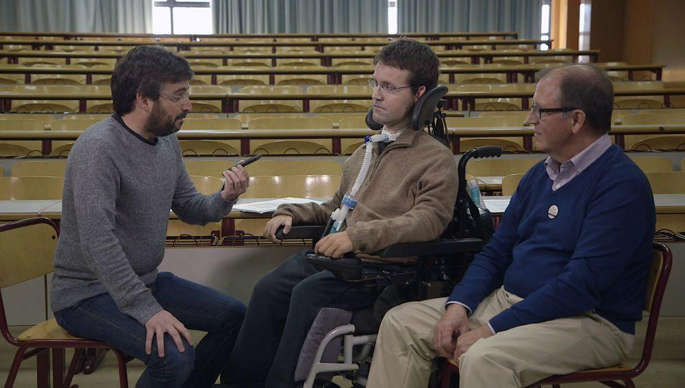 Jordi Évole llama a Jorge Moragas