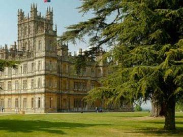Viaje al interior del castillo de Downton Abbey
