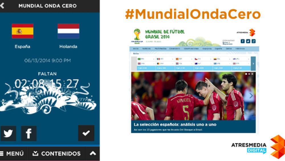 #MundialOndaCero