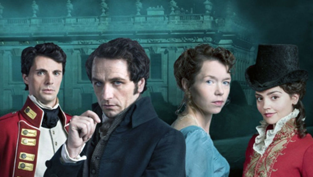 Antena 3 estrena 'La muerte llega a Pemberley'