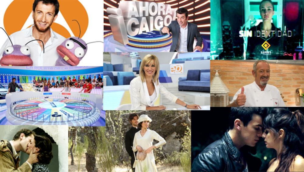 audiencias Junio Antena 3