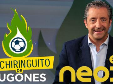 Josep Pedrerol El Chiringuito Neox