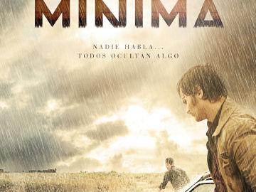 Cartel oficial de 'La Isla Mínima'