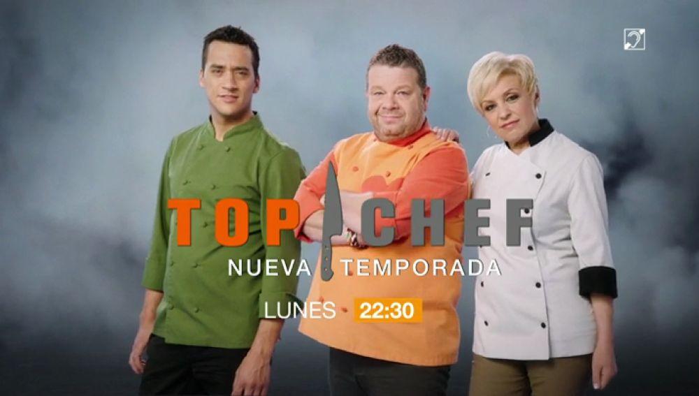 Promo de 'Top Chef'