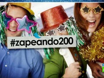 200 programas de Zapeando