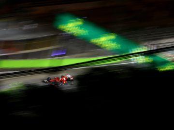 El Ferrari en Singapur