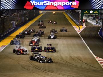 Alonso ganó una posición