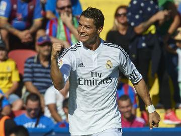 Cristiano Ronaldo sigue en racha goleadora