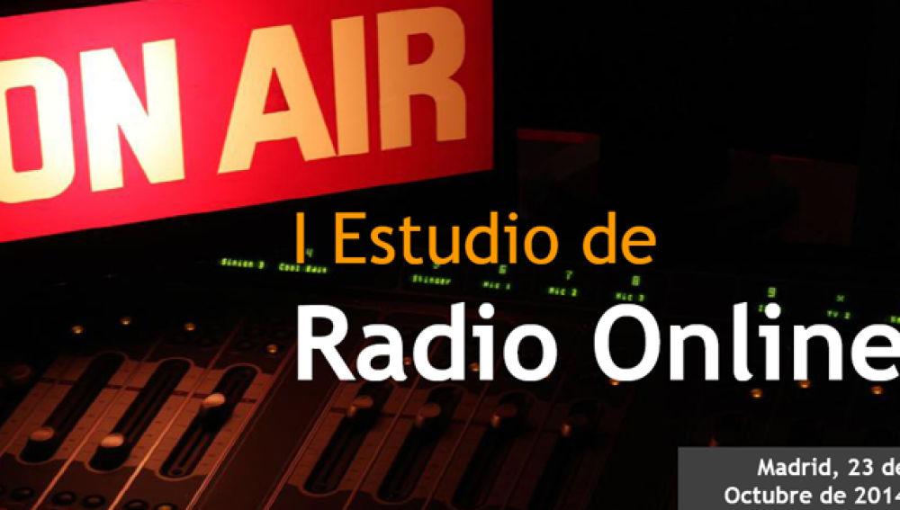 Estudio de Radio Online