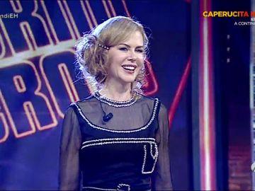 Muy pronto Nicole Kidman en El Hormiguero 3.0