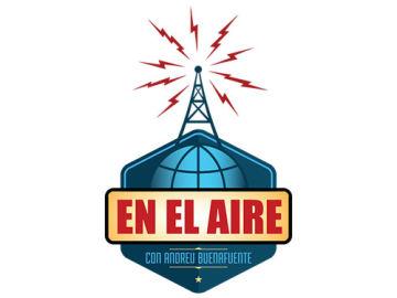 Logo En el aire
