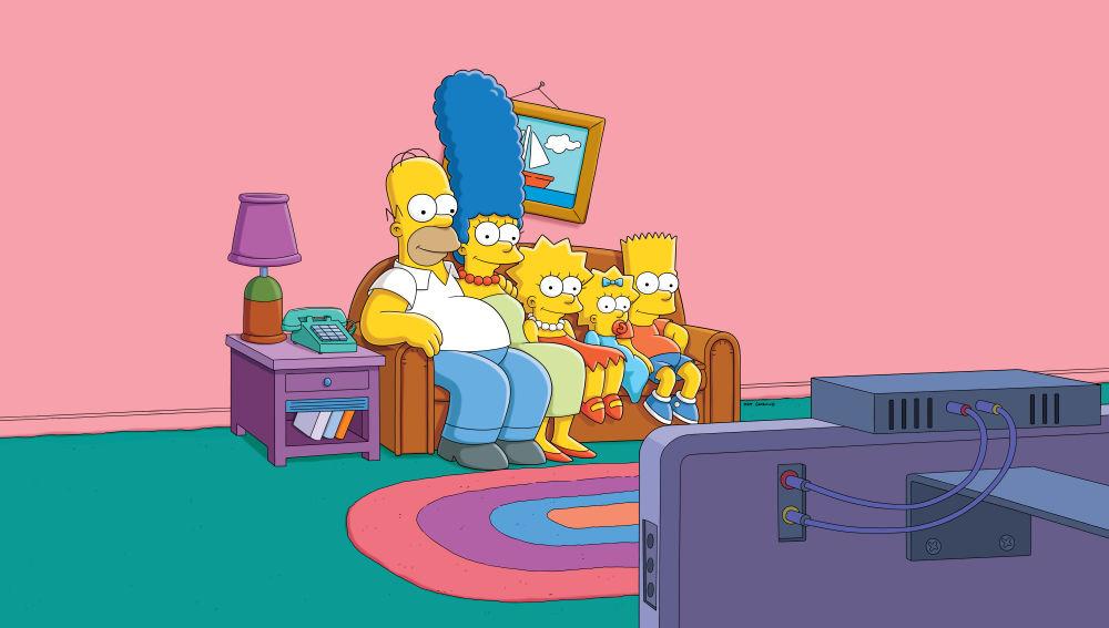 La familia Simpson en la Temporada 24