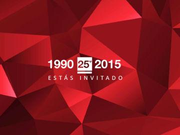 Innovatres: 25 aniversario Antena 3