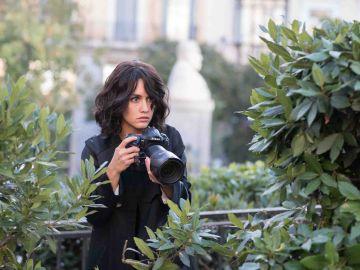 Megan Montaner en 'Sin identidad'